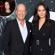 Demi Moore Attends Ex Bruce Willis' Vow Renewal to Wife Emma - E! Online