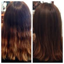 Color Correction Using Davines Flamboyage Hair