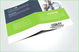 Free Tri Fold Brochure Templates Microsoft Word Simple One Sided Brochure Template Free Fold Elegant Word A48 Tri Indesign Bi