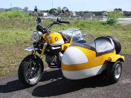 new 2020 honda monkey z125 with sidecar