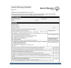 Event Checklist Template Excel – Theuglysweater.co
