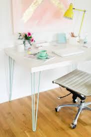 Ikea Hack Modern Desk Today On Smp Living Ikea Desk Diy Desk