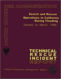 Search And Rescue Operations In California During Flooding