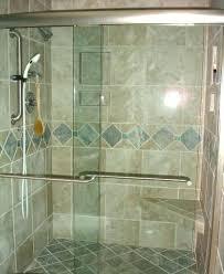 glass shower tiles and glass shower tiles sliding glass shower doors enhance tile work milk glass glass shower tiles