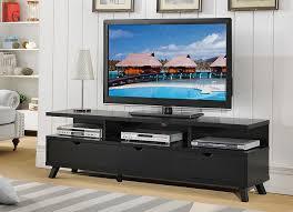 modern black tv stand. Unique Modern Throughout Modern Black Tv Stand
