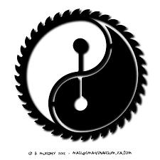 saw blade logo. yinyang sawblade-03 saw blade logo