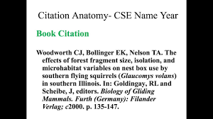 Citations Formatting Citation Managers Aids In Black America