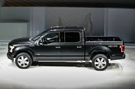 2015 Ford F-150 First Look - Truck Trend