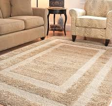 rugs taupe beige brown 5x7 area rug solid gy carpet approx 4 9 x 6 6 for