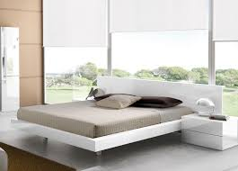 Image Headboard Caprice King Size Bed Go Modern Caprice King Size Bed Modern Furniture Modern King Size Beds