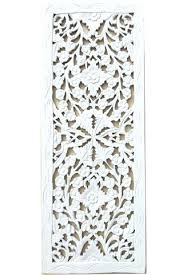 white carved wall decor white carved wood wall panel beautiful fl wood carved wall panel wood
