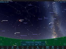 Mars Neptune Star Chart 7pm Uk Alpha Lyrae