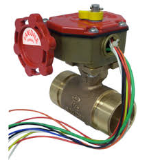 powerball valve with tamper switch 1 1 2\