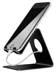 cell phone stand lamicall universal iphone stand charging mobile stand dock cradle holder for all smartphone apple iphone 7 6 6s plus 5 5s 4s 4