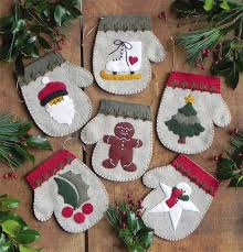 Handmade Christmas Ornaments And DecorationsChristmas Ornament Kits