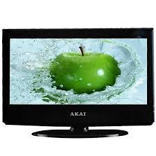 tv 19. akai 19 inches led tv slim tv