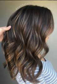 Easy Brown Hair Color Ideas For