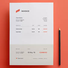 best invoice template top 10 best free professional invoice template designs in ai psd