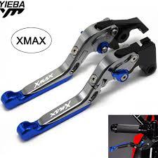 XMAX <b>Motorcycle Accessories Aluminum</b> Aluminum Brake Clutch ...