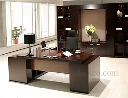 executive office desk wood contemporary. Modern Desk Furniture Executive Office Wood Contemporary T