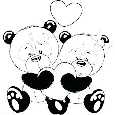 Coloring Pages Panda Trustbanksurinamecom