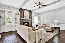 paint colors that go with dark wood