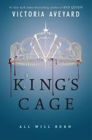 king s cage book 3 in the red queen series by victoria aveyard