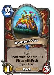 <b>Bumper Car</b> - Hearthstone Wiki
