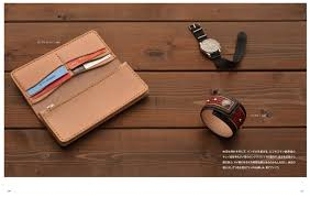 leather crafting book men s accessories made of tan leather leathercraft
