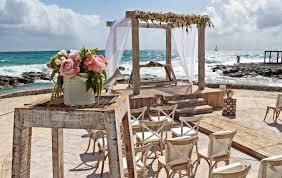 how to plan a cancun destination wedding