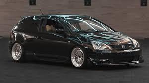 2002 Honda Civic Si 'EP3' Hatch - One Take - YouTube