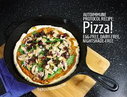 autoimmune protocol paleo pizza
