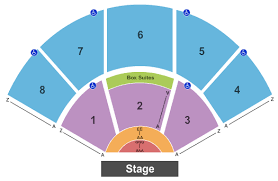 Pacific Amphitheatre Tickets With No Fees At Ticket Club