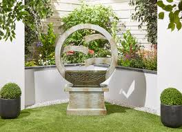 Fountain Water Feature Design Diy Tools Tranquility Water Feature Cover Medium Pumps