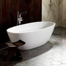 victoria albert terrassa gloss white freestanding bath 1702 x 793 x 528 mm