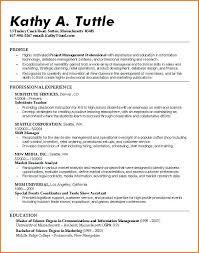 Recent College Graduate Resume – Daxnet.me