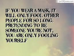 Fooling Yourself Quotes Best of Quotes About Only Needing Yourself 24 Quotes