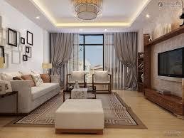 Window Covering For Living Room Living Room Nice Grommet Prapery Panel Nice Silver Crushed