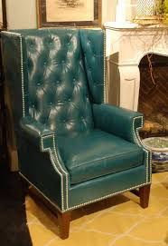 leather chair upstairs in dan s office a