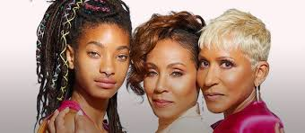 Image result for jada pinkett smith and mom