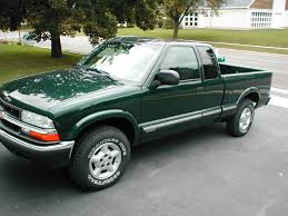 All Chevy 97 chevy s10 specs : 2001 Chevrolet S-10 pickup – pictures, information and specs ...