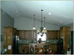 kitchen lighting vaulted ceiling. Vaulted Ceiling Kitchen Lighting Lights For The Best Ideas On With Pictures L