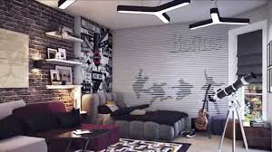 Charming Image Of: Cool Teen Bedrooms Themed