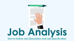 Job Analysis Job Analysis How To Define Job Description And Job Specification 4