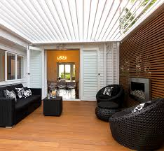 louvred room by designer jules moore