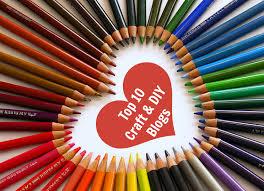 top 10 craft and diy blogs