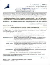 Resume Objective For Pharmaceutical Company From Sales