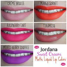 """Résultat de recherche d'images pour """"jordana matte liquid lipstick"""""""