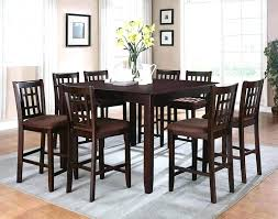 pub style kitchen table set large size of coffee and