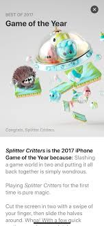 Apple Announces Top Apps And Games Of 2017 Charts Iclarified